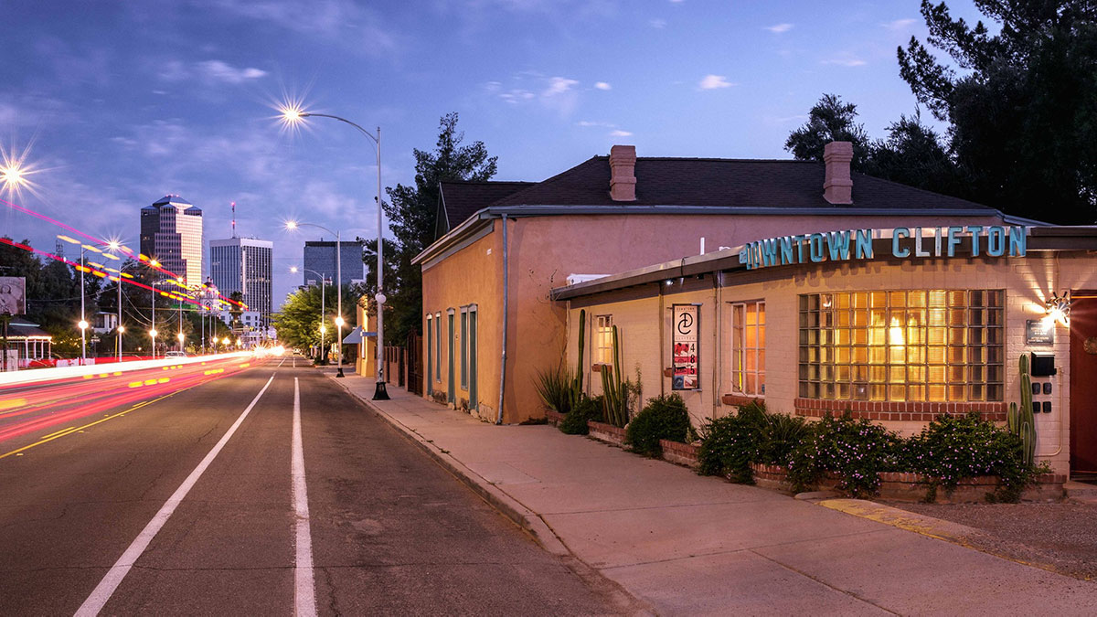 The Downtown Clifton Hotel Tucson